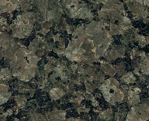 the Facing granite polished tile Forest Green