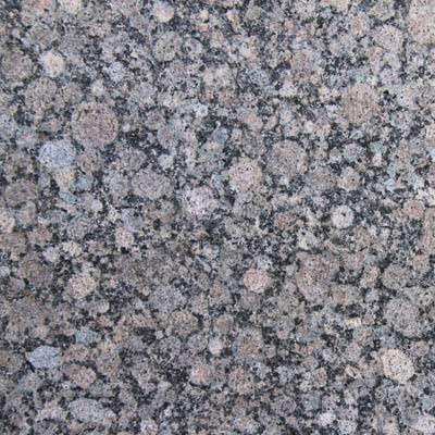 Polished, thermoprocessed ?Baltic Brown (granite)