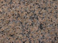 Granite deposits Zheltau-2 yellow granite