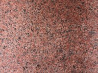 The deposit of the Kurdai red granite