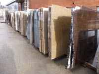 Granite slabs domestic own production, sale low prices