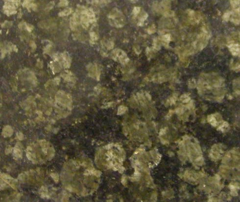 the Facing granite polished tile Baltic Green