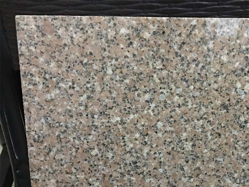 red color G881 granite from china
