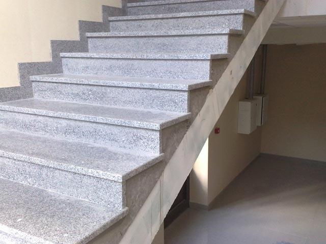 Лестница полированный бетон игра бетон
