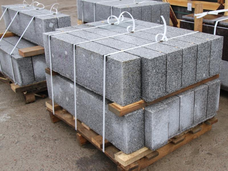 Stones (border) granite curb granite curb from a warehouse