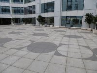 Prices for materials for paving and granite landscaping: paving slabs, stones, trays and water bowls