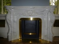 Fireplaces and chimney, granite and marble. Production, installation, design and engineering.